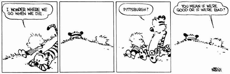 Lessons in Political Economy / The Wisdom of Calvin and Hobbes / 2